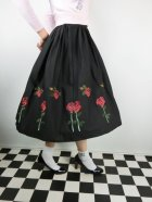 他の写真2: ☆HELL BUNNY☆Rosa Rossa Skirt Black 9号
