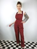 ☆Freddies of Pinewood☆ Burgundy Home Companion Dungarees (26インチ) 9号