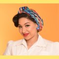 ☆Freddies of Pinewood☆Turbans Multicolour Net