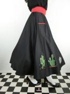 他の写真2: ☆Collectif☆ SILVIA CACTUS SWING SKIRT 15号