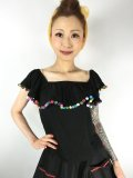 ☆Collectif☆RONDA POM POM TOP 13号