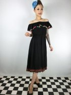 他の写真1: ☆Collectif☆RONDA POM POM SWING DRESS 11号