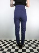 他の写真3: ☆Collectif☆KLOMA PLAIN TROUSERS Navy 17号