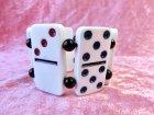 他の写真1: Dominoブレスレット White×Black