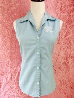 画像1: チェリハニオープンカラーシャツ Light Blue 13号