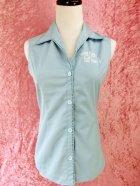他の写真1: チェリハニオープンカラーシャツ Light Blue 13号