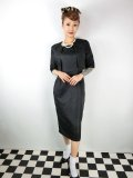 ☆Lindy Bop☆Amanda Black Pencil Dress and Jacket Twin Set 9号