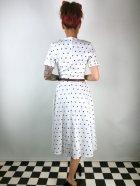 他の写真3: ☆Collectif☆Abby Polka Dot Swing Dress 17号