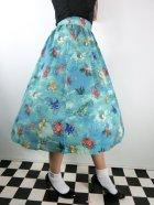 他の写真2: ☆Lindy Bop☆Pryia Green SeaHorse Friends Print Swing Skirt 11号