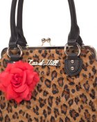 他の写真2: BLACK DAHLIA KISS LOCK BROWN LEOPARD