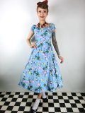 ☆Collectif☆DOLORES TROPICAL FLAMINGO DOLL DRESS 11号
