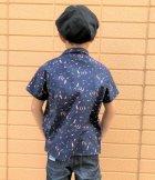 他の写真3: BraniffFabric Black KIDSシャツ 120サイズ