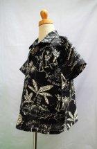 他の写真1: Braniff Bamboo Black KIDSシャツ 120サイズ