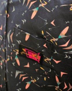 画像4: BraniffFabric Black KIDSシャツ 120サイズ