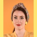 ☆Freddies of Pinewood☆Autumn Turban
