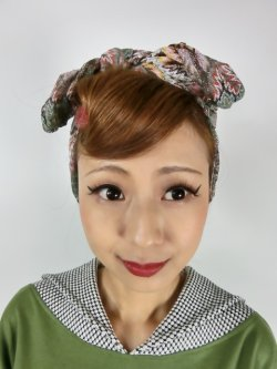 画像2: ☆Freddies of Pinewood☆Autumn Turban