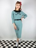 ☆Collectif☆CHRISTINE PENCIL DRESS Light Green 9号