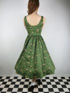 他の写真3: ☆Collectif☆NIA WILD WEST SWING DRESS 9号