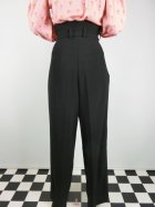他の写真3: ☆Freddies of Pinewood☆1940s Slacks Black (30インチ) 13号