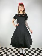 他の写真1: ☆Collectif☆STEPHANIE CHERRY EMBROIDERY SWING DRESS  13号