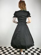他の写真3: ☆Collectif☆STEPHANIE CHERRY EMBROIDERY SWING DRESS  13号