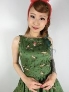 他の写真2: ☆Collectif☆NIA WILD WEST SWING DRESS 9号