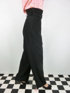 他の写真2: ☆Freddies of Pinewood☆1940s Slacks Black (28インチ) 11号