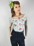 ☆Collectif☆DOLORES SWEETHEART PICNIC TOP  15号