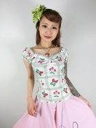 他の写真1: ☆Collectif☆DOLORES SWEETHEART PICNIC TOP  15号