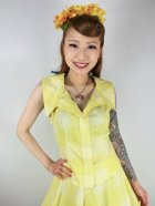 他の写真1: ☆Collectif Vintage☆ HILLARY SUN CHECK TOP 15号