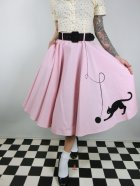 他の写真1: ☆Collectif☆KITTY CAT SWING SKIRT Pink 15号