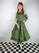 他の写真1: ☆Collectif☆NIA WILD WEST SWING DRESS 13号