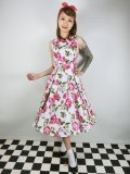☆H&R☆Sweet Rose Swing Dress 11号