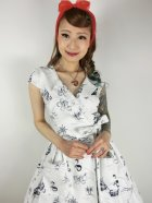 他の写真2: ☆Collectif☆JOICE OCEAN MAP SWING DRESS 15号
