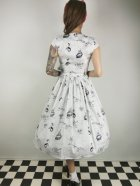他の写真3: ☆Collectif☆JOICE OCEAN MAP SWING DRESS 15号