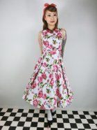 他の写真1: ☆H&R☆Sweet Rose Swing Dress 17号