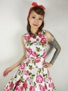 他の写真2: ☆H&R☆Sweet Rose Swing Dress 17号