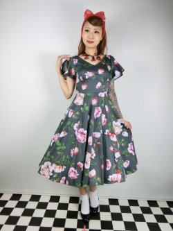 画像2: ☆H&R☆Amour Swing Dress 13号