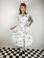他の写真1: ☆Collectif☆JOICE OCEAN MAP SWING DRESS 15号