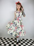 ☆H&R☆Heaps of Leaves Sailor Dress 15号