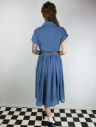 他の写真3: ☆Lindy Bop☆Tally Mae Soft Blue Swing Dress 13号