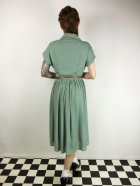他の写真3: ☆Lindy Bop☆Tally Mae Sage Green Swing Dress 11号