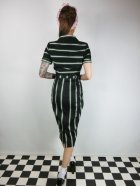 他の写真3: ☆Collectif☆ CATERINA WITCH STRIPES PENCIL DRESS 11号