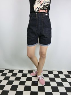 画像1: ☆Freddies of Pinewood☆Buckleback Shorts (26インチ) 9号