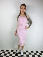 他の写真1: ☆Collectif☆WANDA PLAIN PENCIL DRESS Pink 15号