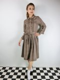 ☆Lindy Bop☆Charlotte Rustic Check Shirt Dress 11号