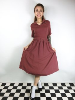 画像2: ☆Lindy Bop☆Shirley Victorian Rose Tea Dress 11号