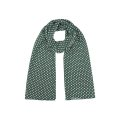 ☆Collectif☆SAMMY POLKA SASH SCARF Green