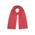 ☆Collectif☆SAMMY POLKA SASH SCARF Red