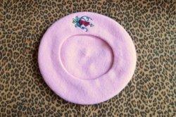 画像3: ☆HELL BUNNY☆Amora Beret Dolly Pink